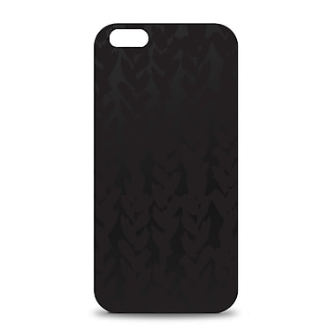 Centon OTM™ Black on Black Collection Black Matte Case For iPhone 6, Hearts