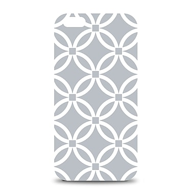 Centon OTM™ Elm Collection White Glossy Case For iPhone 6, Gray