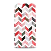 Centon OTM™ Ziggy Collection White Glossy Case For iPhone 6, Red