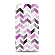 Centon OTM™ Ziggy Collection White Glossy Case For iPhone 6, Purple