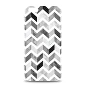 Centon OTM™ Ziggy Collection White Glossy Case For iPhone 6, Gray