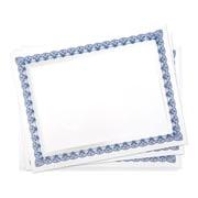 Gartner Studios Foil Certificates, Blue & Silver