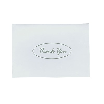 Gartner Studios Thank You Cards, Gold