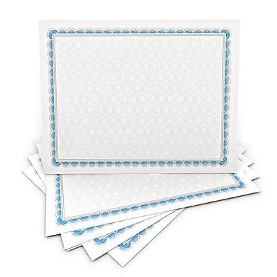 Gartner Studios Border Pattern Certificate