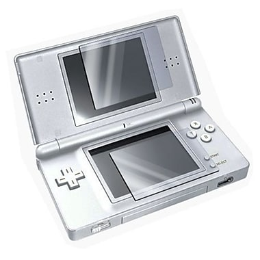 Insten® 258936 3-Piece Game Screen Protector Bundle For Nintendo DS Lite