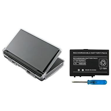 Insten® 244300 2-Piece Game Battery Bundle For Nintendo DS Lite