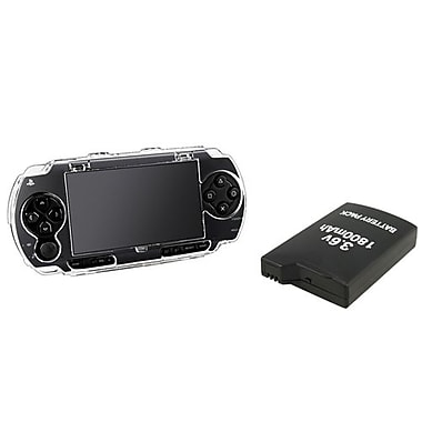 Insten 2-Piece Game Battery Bundle For Sony PSP 1000(249078)