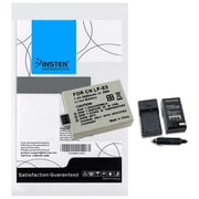 Insten® 254123 2-Piece DV Battery Bundle For Canon LP-E5/EOS Rebel XSi