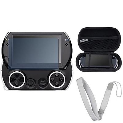 Insten® 273297 3-Piece Game Hand Strap Bundle For Nintendo Wii/DS/DS Lite/PSP 1000/Sony PSP Go