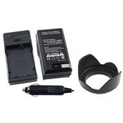 Insten® 2-Piece DV Battery Charger Bundle For Canon LP-E5(314921)