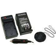 Insten® 2-Piece DV Cap Bundle For Canon BP-511(314948)