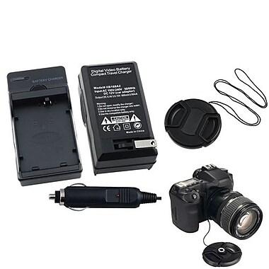 Insten® 314995 3-Piece DV Cap Bundle For Canon LP-E5 Batteries