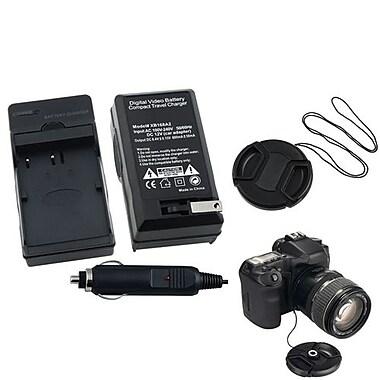 Insten® 3-Piece DV Cap Bundle For Nikon EN-EL3/EN-EL3a/EN-EL3e and Fuji NP-150 Batteries(315009)