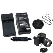 Insten® 315009 3-Piece DV Cap Bundle For Nikon EN-EL3/EN-EL3a/EN-EL3e and Fuji NP-150 Batteries