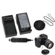 Insten® 3-Piece DV Cap Bundle For Canon LP-E8(315017)