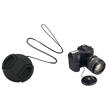 Insten® 345012 2-Piece DV Cap Bundle For 52 mm Filters/Adapters/Lens