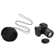 Insten 2 Piece DV Cap Bundle For 55mm Filters/Adapters/Lens (345026)