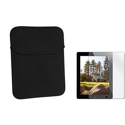 Insten® 349476 2-Piece Tablet Case Bundle For Apple iPad 2/3/4 (349476)