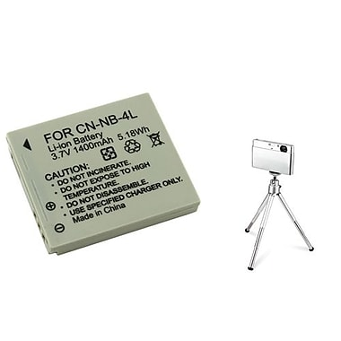 Insten 2-Piece DV Battery Bundle For PowerShot SD630/SD750(361157)