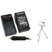Insten® 2-Piece DV Battery Charger Bundle For Canon BP-508/BP-511/BP-511A/BP-512/BP-514(361164)