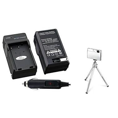 Insten® 2-Piece DV Battery Charger Bundle For Nikon EN-EL9(361197)