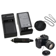 Insten® 3-Piece DV Cap Bundle For Canon LP-E10 battery/58 mm Filters/Adapters/Lens(369837)