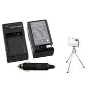 Insten® 2-Piece DV Battery Charger Bundle For Canon LP-E10(369862)
