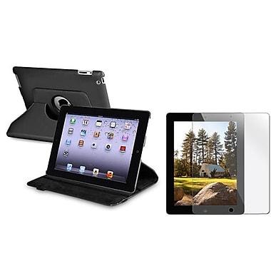 Insten® 532201 2-Piece Tablet Case Bundle For Apple iPad 2/3/4