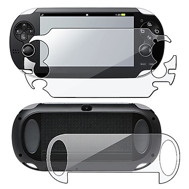 Insten 3 Piece Game Screen Protector Bundle For Sony PSP Vita (603014)