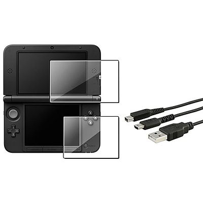 Insten® 698094 2-Piece Game Cable Bundle For Nintendo Dsi/NDS Lite