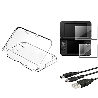 Insten 3 Piece Game Cable Bundle For Nintendo 3DS XL/LL/DSi/NDS Lite (737254)