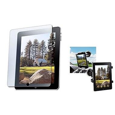 Insten® 2-Piece Tablet Screen Protector Bundle For Apple iPad(810662)