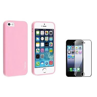 Insten® 817766 2-Piece iPhone Screen Protector Bundle For iPhone 5/5C/5S