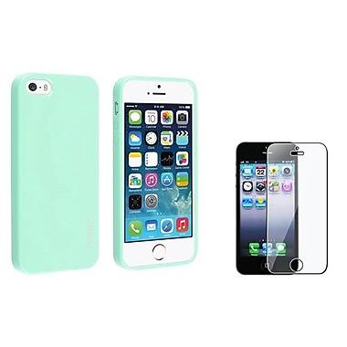 Insten® 817780 2-Piece iPhone Screen Protector Bundle For iPhone 5/5C/5S