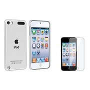 Insten 2 Piece MP3 Case Bundle For Apple iPod Touch 5th Gen (821462)