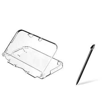 Insten 2 Piece Game Case Bundle For Nintendo 3DS XL/LL (873548)