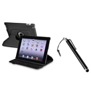 Insten® 948215 2-Piece Tablet Case Bundle For Apple iPad 2/3/4