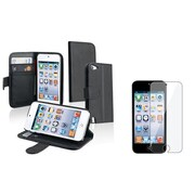 Insten 2 Piece MP3 Case Bundle For Apple iPod Touch 5th Gen (962127)