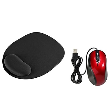 Insten 2 Piece PC Mouse Bundle For Optical/Trackball Mouse (992702)