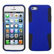 Insten® Astronoot Phone Protector Cover F/iPhone 5/5S, Dark Blue/Black