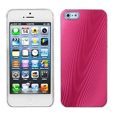 Insten® Cosmo Back Protector Cover F/iPhone 5/5S, Red