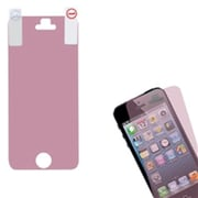 Insten® LCD Screen Protector For iPhone 5, Pink