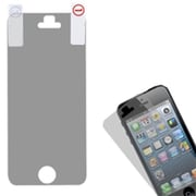Insten® LCD Screen Protector For iPhone 5, Smoke