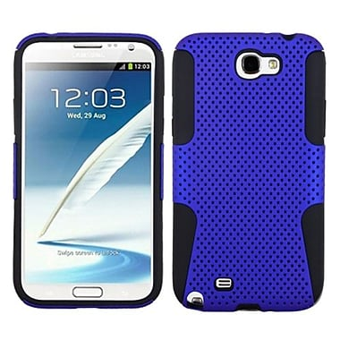 Insten® Astronoot Phone Protector Cover F/Samsung Galaxy Note II (T889/I605), Dark Blue/Black