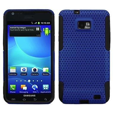 Insten® Astronoot Phone Protector Case For Samsung I777 Galaxy S2, Dark Blue/Black