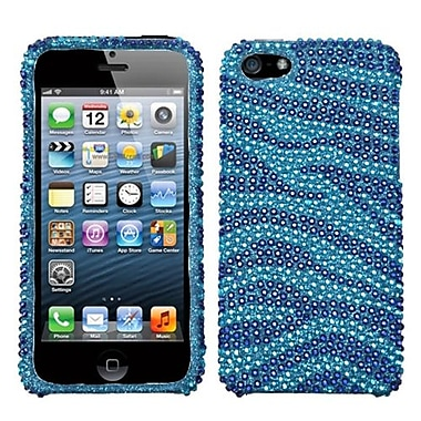 Insten® Diamante Protector Covers F/iPhone 5/5S