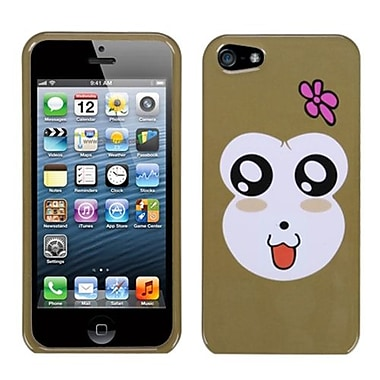 Insten® Phone Protector Cover F/iPhone 5/5S, Monkey Joy
