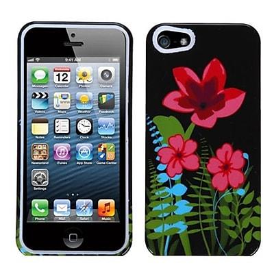 Insten® Phone Protector Cover F/iPhone 5/5S; Garden Night