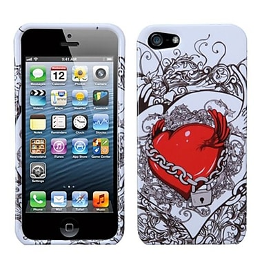 Insten® Phone Protector Cover F/iPhone 5/5S, Secret Love
