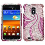 Insten® Diamante Protector Case For Samsung Epic 4G Touch/Galaxy S II, Phoenix Tail